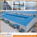 Prefabricated Industrial Steel workshop- steel structure workshop