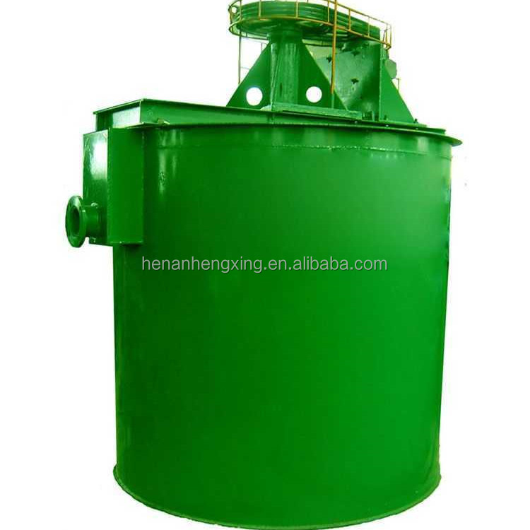 Gold Mine Machine Double Impeller Agitation Leaching Tank