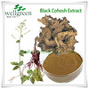 WELLGREEN-GMP Manufacturer/ Black Cohosh Extract/ Triterpene Glycosides 8% HPLC/ Decreasing the cholesterol