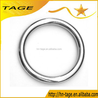 Wholesale Rigging Hardware Metal Ring And Stainless Steel Round Ring