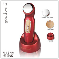 ultrasonic acne removal Ultrasonic Rf Face Lifting Beauty Machine