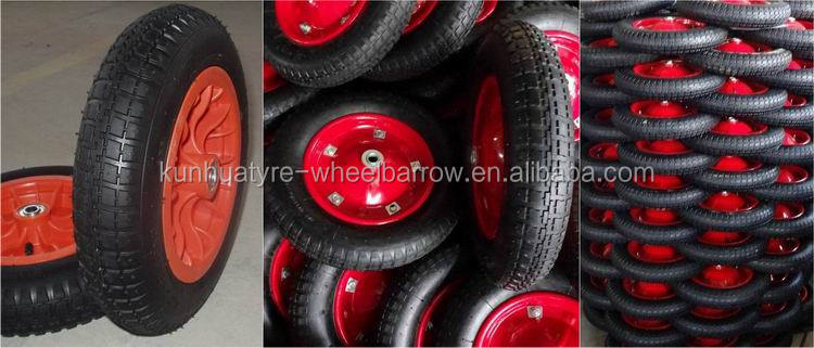 high quality competitive price pneumatic wheel 16x6.50-8 for barrow