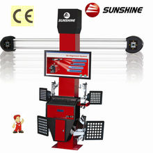 "manufacture & export ""sunshine""brand 3d four wheel alignment S-F9"
