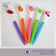 Bright Color Children Favourite Cute Fruit Personalized Pen