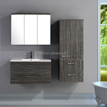 nuevos productos 2017 high-end nature unique melamine corner bathroom sink cabinet