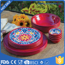 Good price melamine plates japanese With CE and ISO9001 Certificates