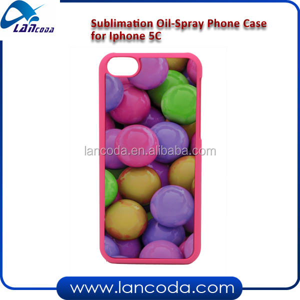 sublimation printed phone case for iphone5/5s,low price
