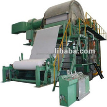 Small Toilet Tissue Paper Roll Making Production Line Bathroom Tissue Roll Machine Production Line