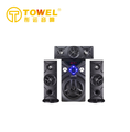 brand active red design home theater 3.1 sound box