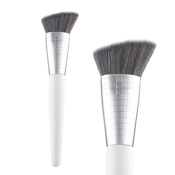 Angled contour brushes, go pro makeup brush, custom makeup brush