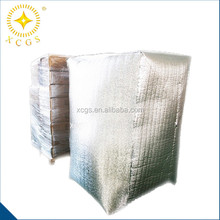 Aluminum Reusable Thermal Shield and Insulated Pallet Cover