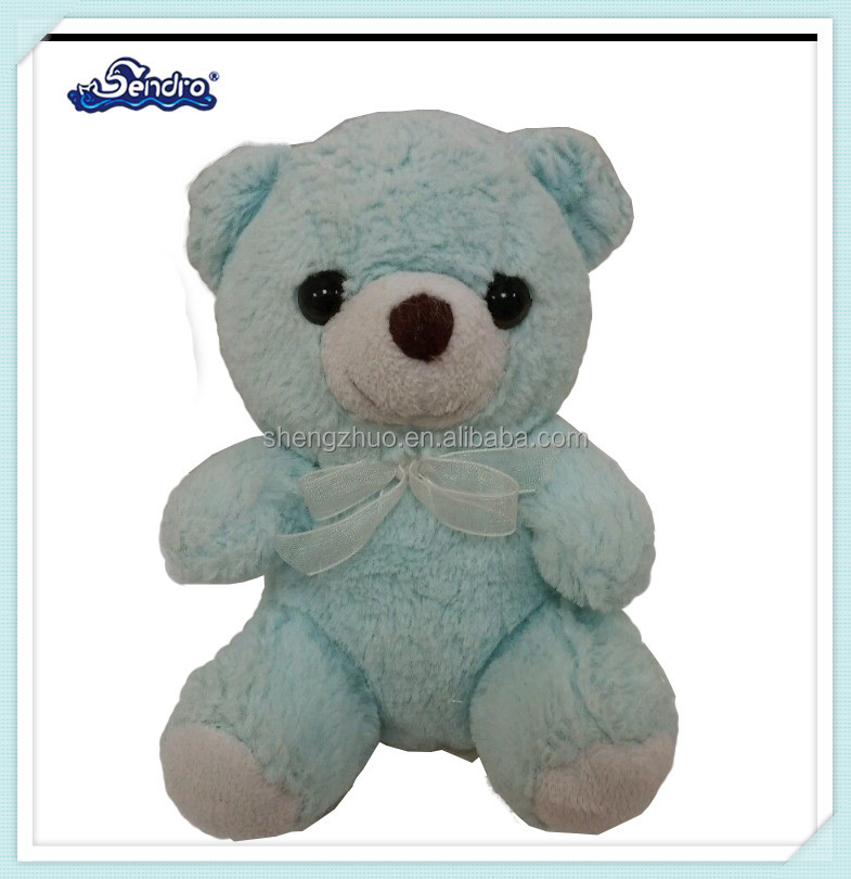 Blue wholesales boonie hugging teddy bears plush toys