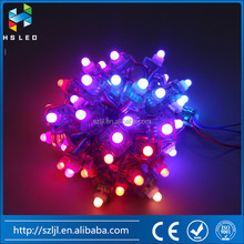 DC5V Christmas 12mm Square LED Pixel Light Waterproof pixel light