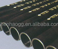 ASTM A53 /A 106 carbon hot rolled seamless steel pipe