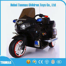Factory Wholesale 6V Kids Electric Motorcycle Children Ride On Toy Motorbike Battery Powered Baby motorcycle