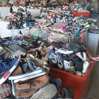 Lots of stock used shoes second hand used shoes for sale