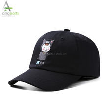 Wholesale Custom Different Types of 6 Panel Baseball Caps Hats ,100% Cotton Plain Embroidery Dad Hat In China Hat Manufactuer