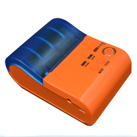 OBM-5806 Portable Bluetooth 58mm Thermal Printer,Bluetooth Printer,Android/IOS Compatible