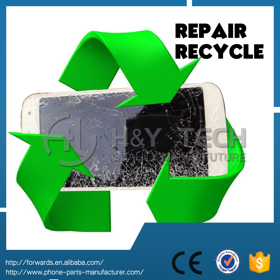 Crack glass replacement Repair refurbish service for sumsung galaxy Note 4 edge A7 S7 curved screen lcd