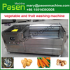 Hot selling fruit and vegetable washing and drying machine