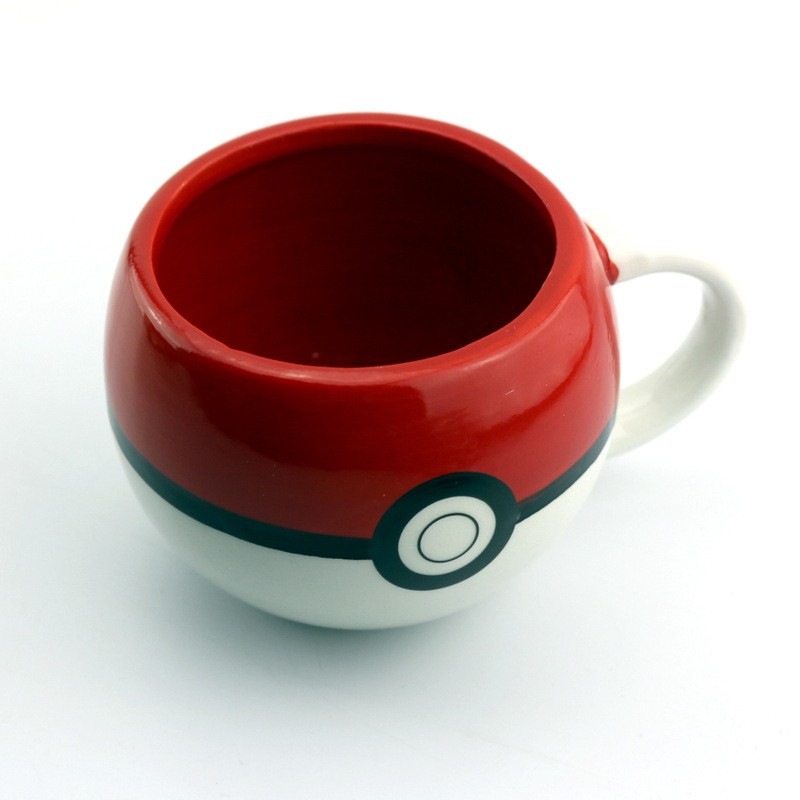 2016 hot game pokemon go water <strong>cup</strong>/ pokemon mug wholesale free shipping