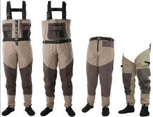 High Quality Breathable Fishing waders Pants Manufacturer