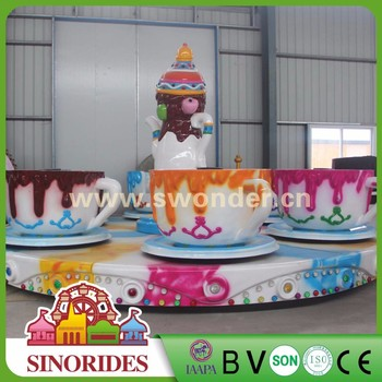 Amusement Park Equipment!Sinorides coffee cup chair