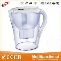 2016 Factory price Alkaline Water Pitcher /Water Filter Pitcher /Water Purifier Jug For Household Use