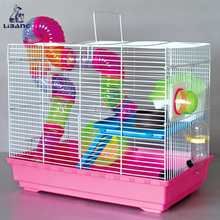 High Quality Folding Plastic Tube Pipe Hamster Cage