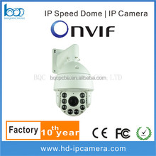 IR High Definition High Speed Dome IP Mornitor Camera