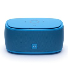 Gadget Bluetooth SoundBox Portable Mini Stereo Amplifier Subwoofer Handsfree wireless Speaker MP3 Card Player with Microphone