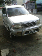 Used Left Hand Car For Toyota Zace