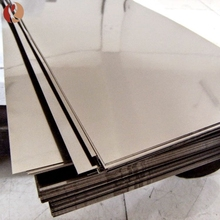 High quality polished surface grade 1 astm f67 titanium sheet used in medical
