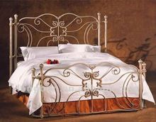 Top-selling hand forged all iron beds designs