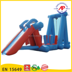 Top rated giant inflatable water slide for sale