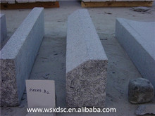 Chinese G341 Granite Kerb Stone, China Cheap Grey Granite Kerbstone