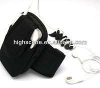 Outdoor running sports Arm bag for iPhone 4 4s 5