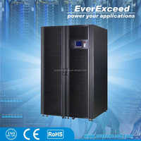 EverExceed ups 110v 220v modular power supply with CE/IEC/ RoHS/ ISO14001/ISO9001 Certificates for Internet Service Provider