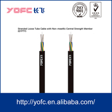 YOFC High Quality GYFTY 4 core optic fiber cable price list