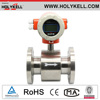 HOLYKELL 4800 series China low price 4-20ma output electromagnetic flowmeter water flow sensor