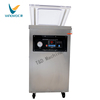 Stainless steel double chamber food vacuum sealing machine