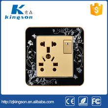 The most fashionable Pakistan Dubai 5-in-1 switch with socket