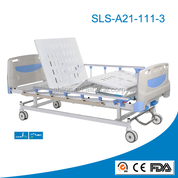 Paramount Hospital Bed Manual Lift Queen Size