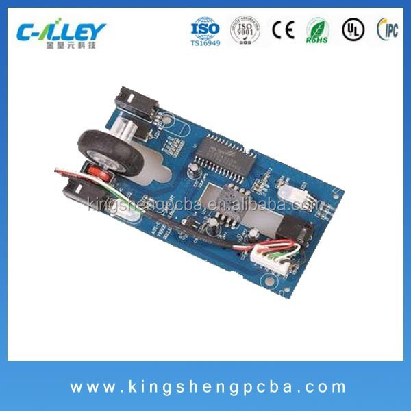 Connected i.MX6 Single Board Computer pcb circuit board SMT PCBA assembly