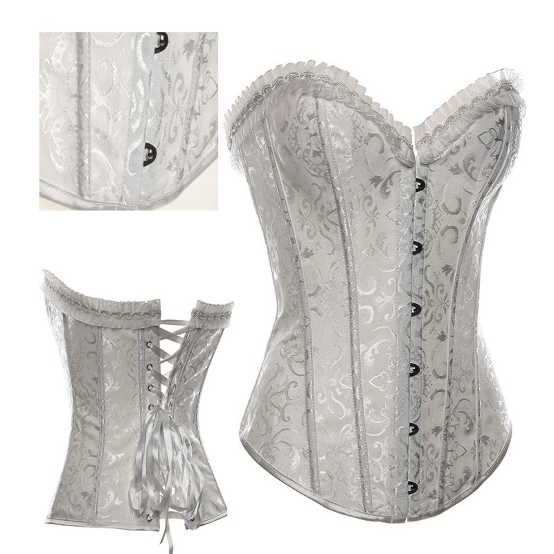 Royal steel shapewear laciness diamond-studded wedding corselets vest slimming thin 4222 fun