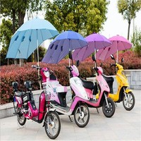 Strong Windproof Motorcycle Umbrella, Scooter Umbrella