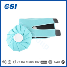 China online shopping light blue color ice pack cooler bag for Knee pain relief products