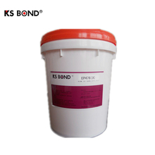 EP476-1 stone glue water permeable epoxy resin adhesive for sidewalk, square