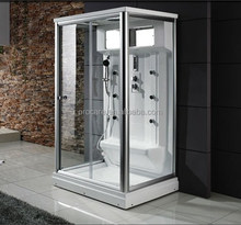 2014 double steam shower for 2 person steam shower/steam shower room