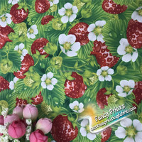 China professional manufacture digital print garment cotton woven fabric